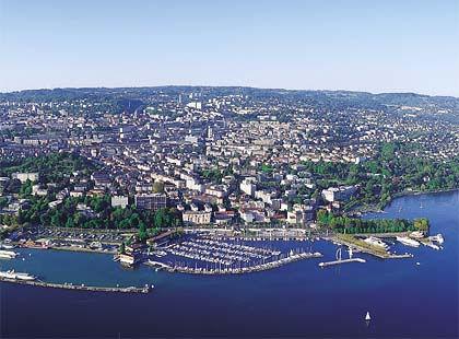 Lausanne Kantonshauptstadt