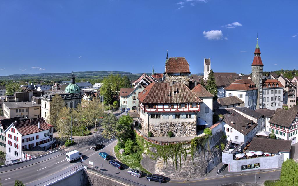 Frauenfeld Kantonshauptstadt