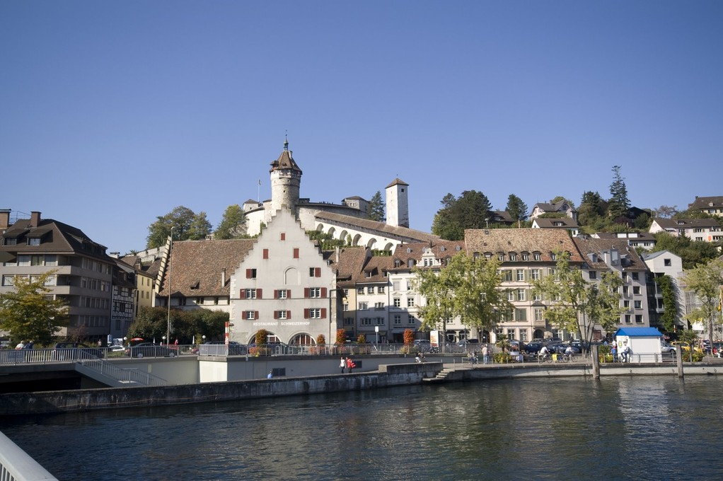 Munot - Wahrzeichen des Kantons Schaffhausen