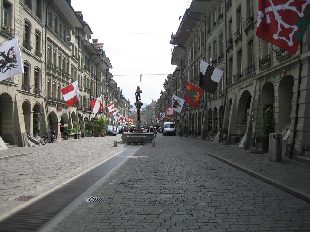 Bern - unter den Lauben