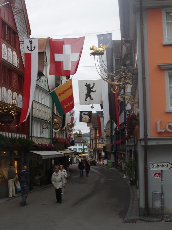 Appenzell Hauptgasse