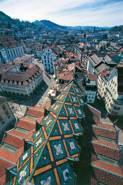 St. Gallen Klosterviertel