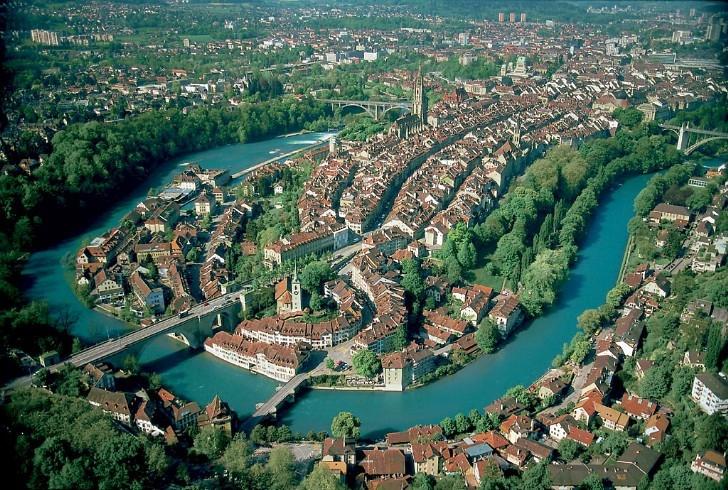 Bern Stadtansicht