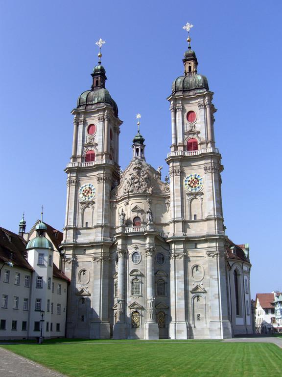 St. Gallen Kloster