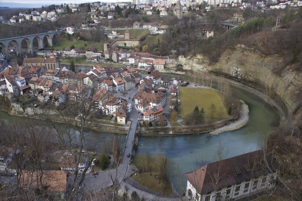 Freiburg an der Saane