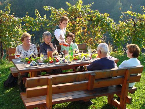 Buschenschenke Steiermark