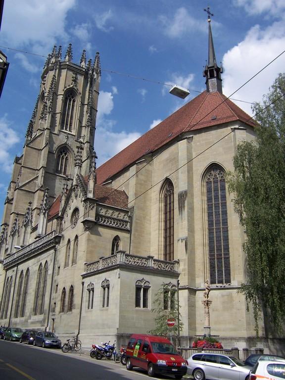 Freiburg Kathedrale