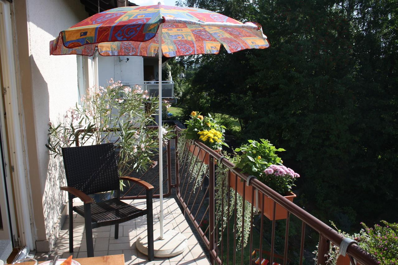 Balkonidylle