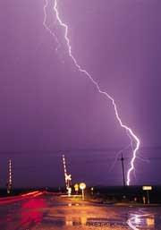 Blitzschutz und Überspannungsschutz für Leitungen