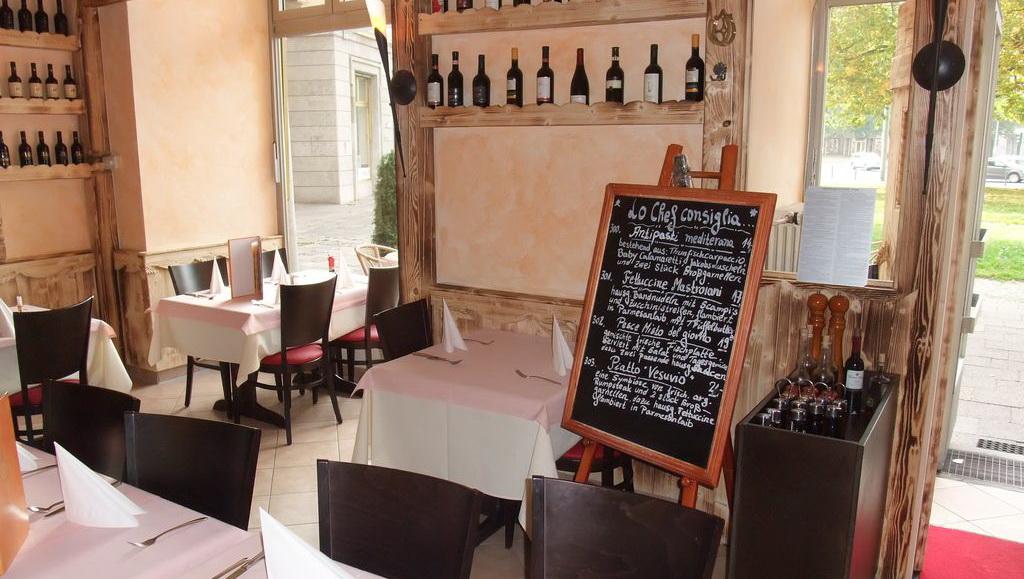 Italienisches Restaurant Berlin Mitte
