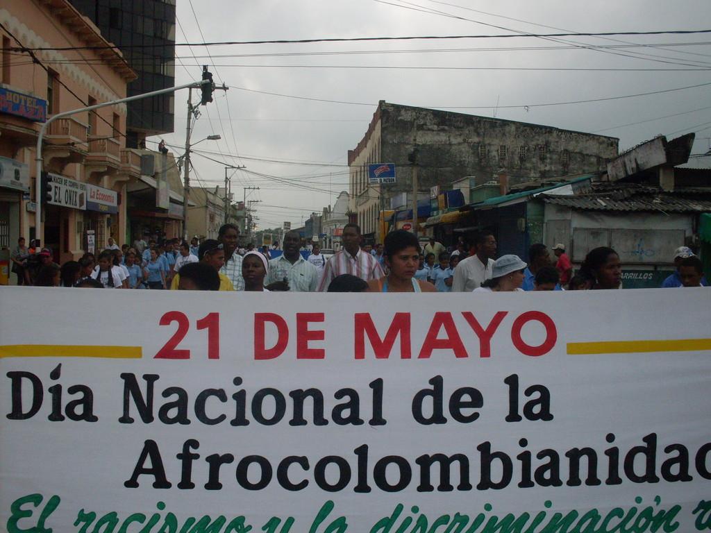 21 DE MAYO  DIA DE LA AFROCOLOMBIANIDAD SINCELEJO