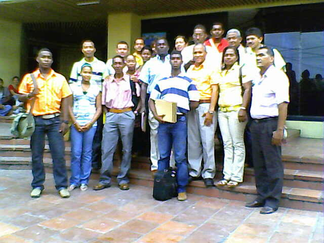 Socializacion de la Ordenanza en el municipio de San Onofre