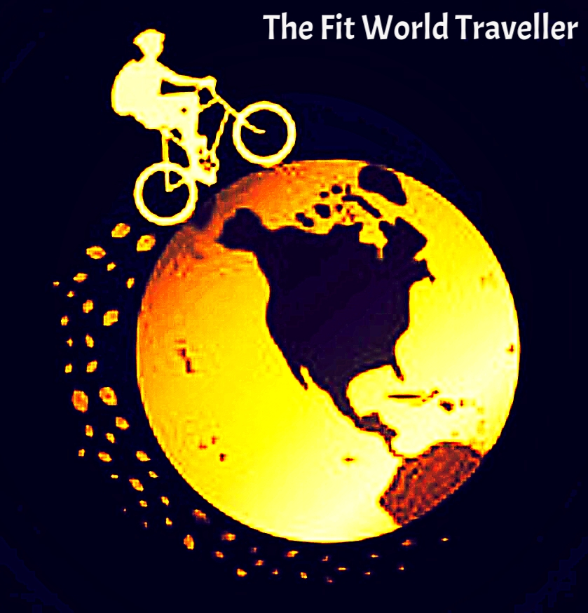 The fit world traveller