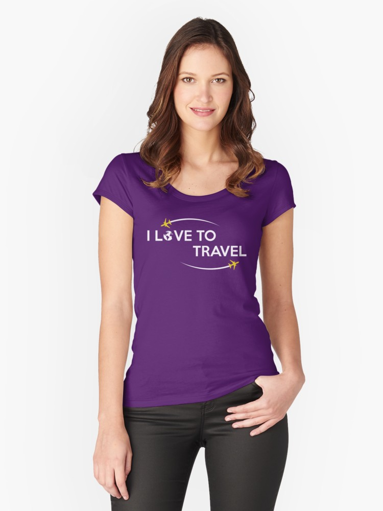 I LOVE TO TRAVEL collection
