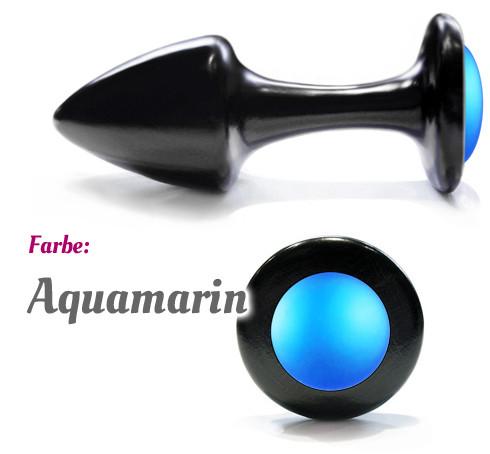 plugsmith buttplug moonlight aquamarin bangat. Black Bedroom Furniture Sets. Home Design Ideas
