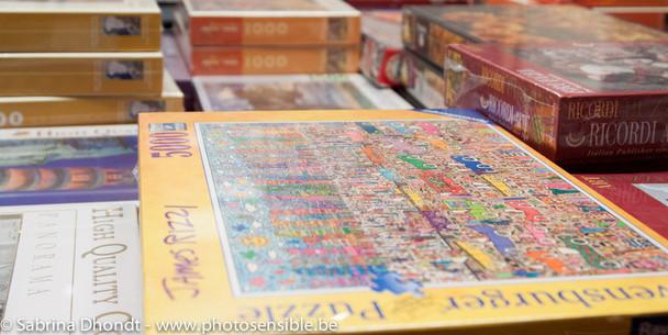 Comment choisir un puzzle ?