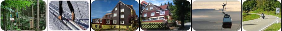 Hotel Braunlage, Aktivurlaub und Landschaft