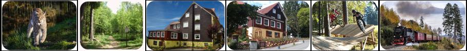 Hotel Braunlage, Lage und Attraktionen