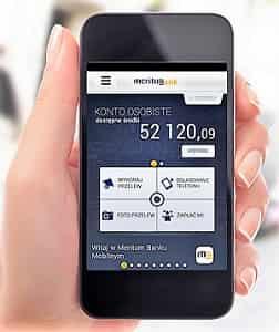 Nowe funkcje w aplikacji Meritum Bank Mobilny
