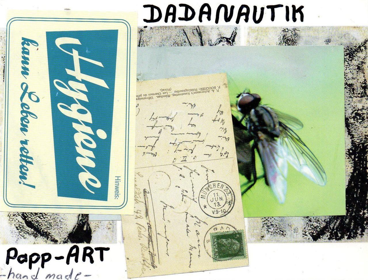 """Eingehende MAIL - ART AGAINST """" WAR """" by Reiner Langer   von DADANAUTIK, DEUTSCHLAND."""