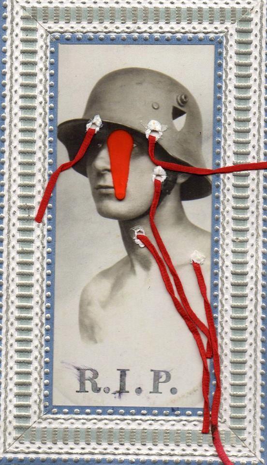 """Eingehende MAIL - ART Projekt """" WAR """" by Reiner Langer   von Roland Halbritter No. 2 , DEUTSCHLAND"""