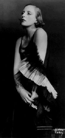 女畫家塔馬拉 德 藍碧嘉 Tamara De Lempicka