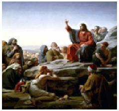 Прповедь Иисуса