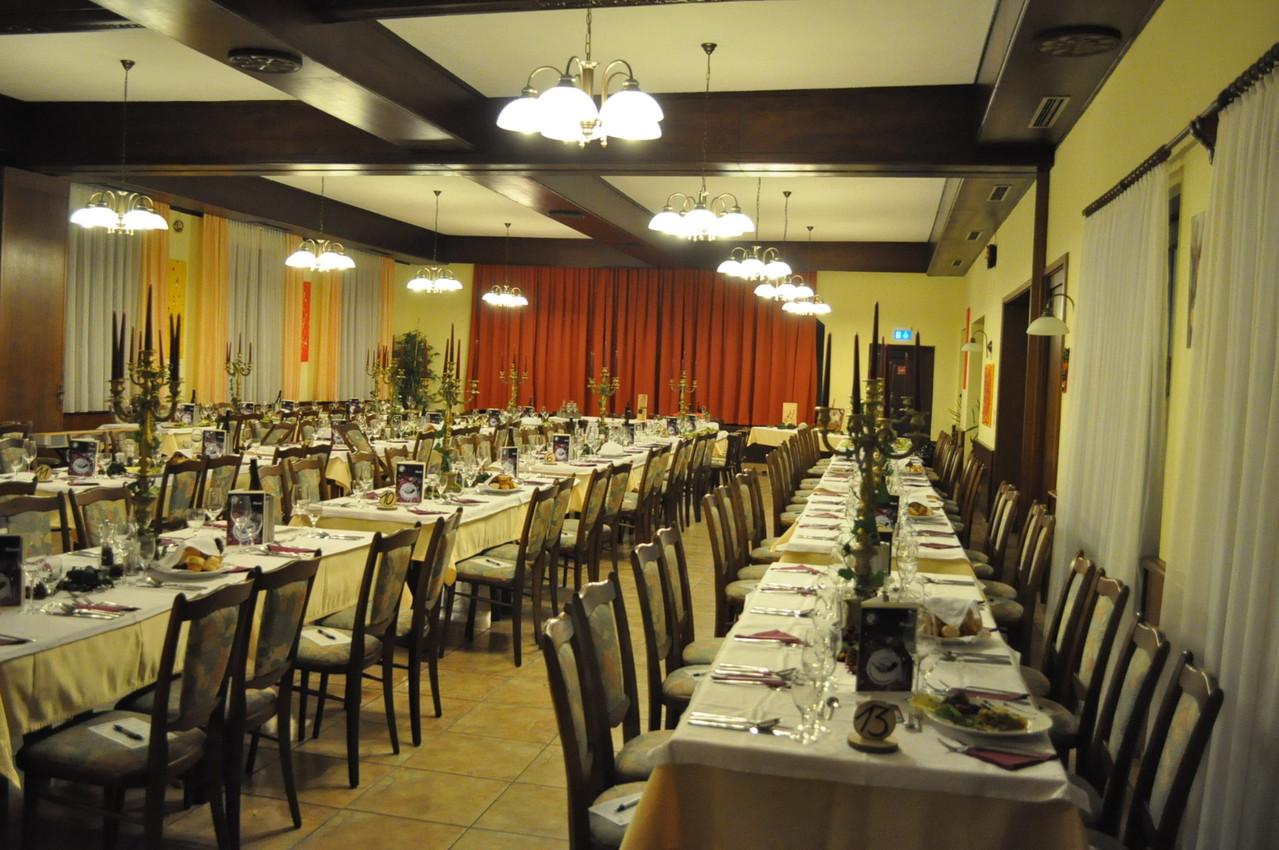 Ein wunderbares Ambiente mit hervorragendem Essen!