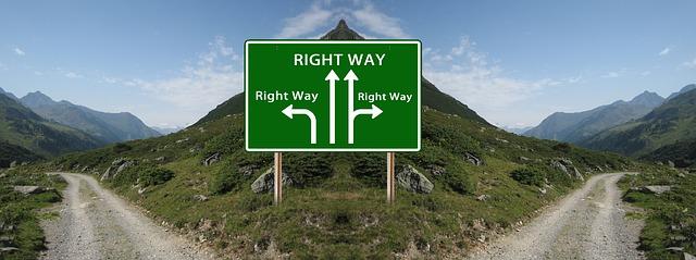 choisir son chemin