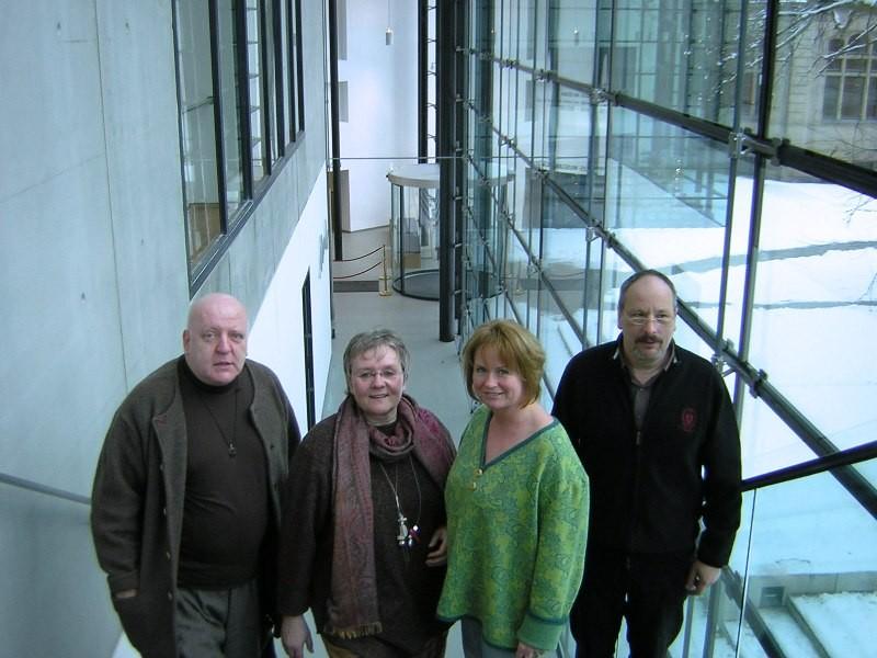 Louis Flamel, Dagmar Sollmann, Gabi & Ulli Welling