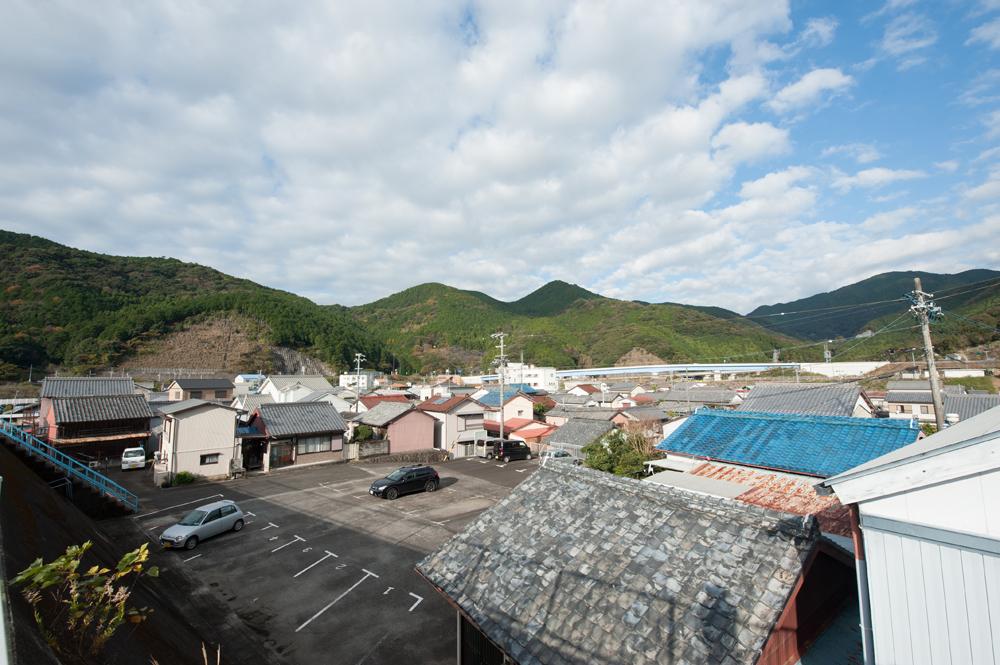 大泊町の景色です。