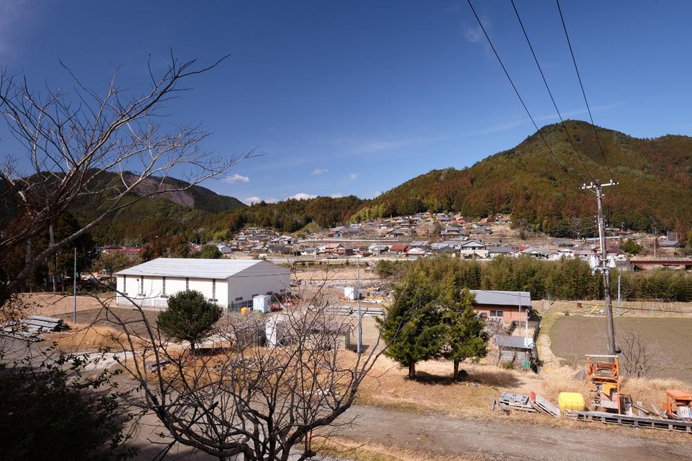 五郷町の景色です。