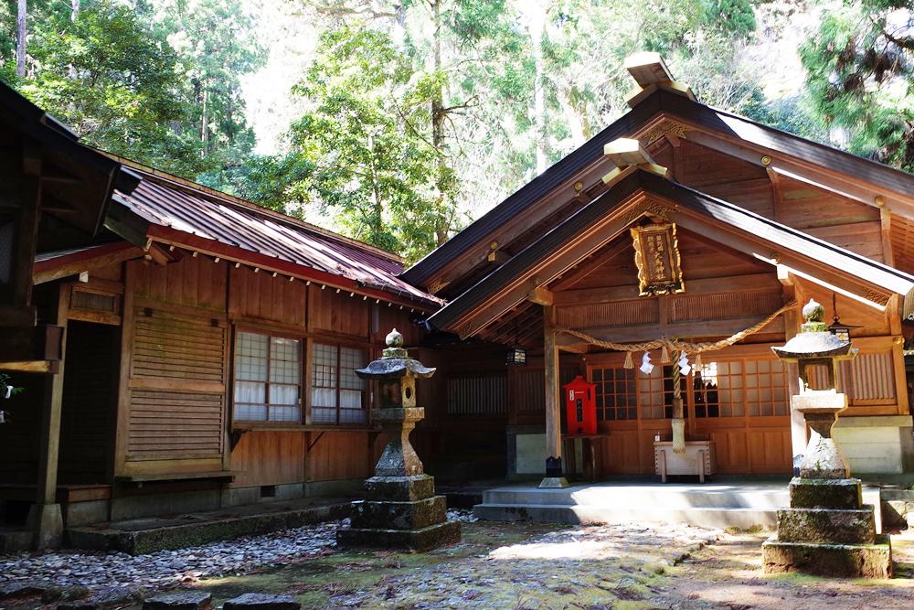 井戸町の大馬神社です。