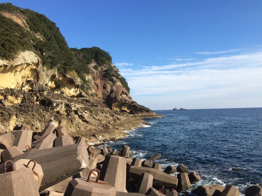 木本町には漁港や地磯もあり、釣りのメッカでもあります。