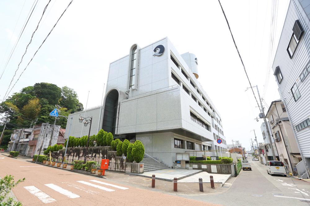 熊野市役所です。