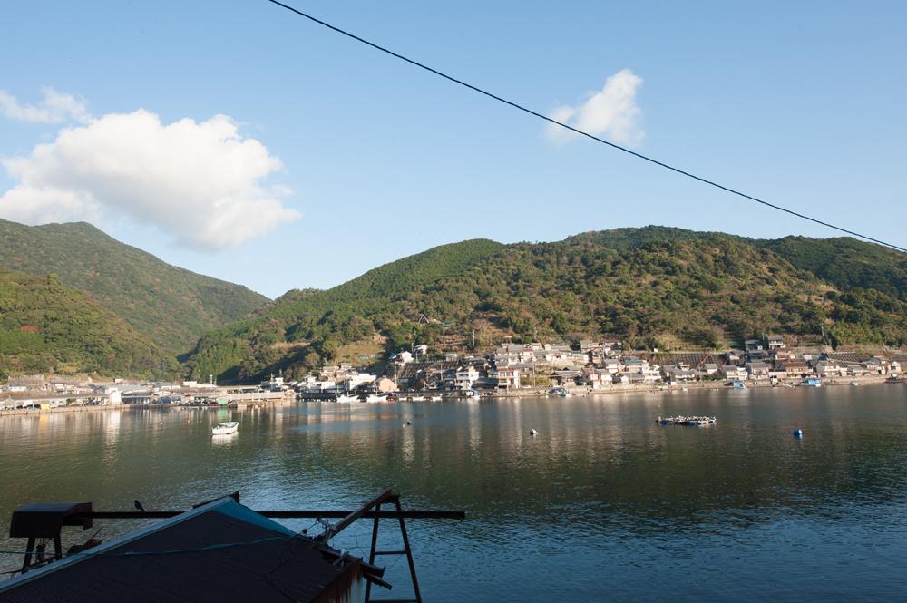 二木島町の景色です。