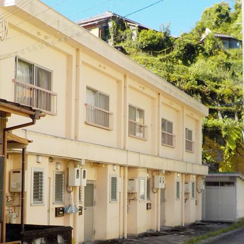 熊野市木本町にあるお試し住居です。