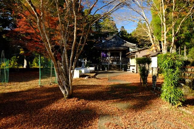 紀和町楊枝の熊野川岸に建つ楊枝薬師堂。頭の病気に霊験があるとされています。