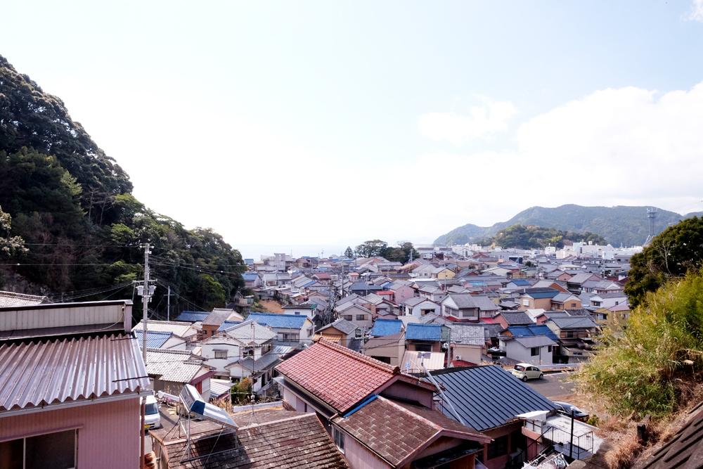木本町の景色です。
