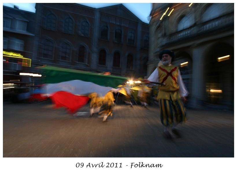 Fête du Folklore à Namur 2011