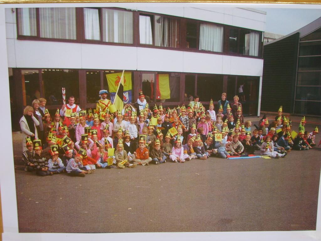 Visite à l'école primaire