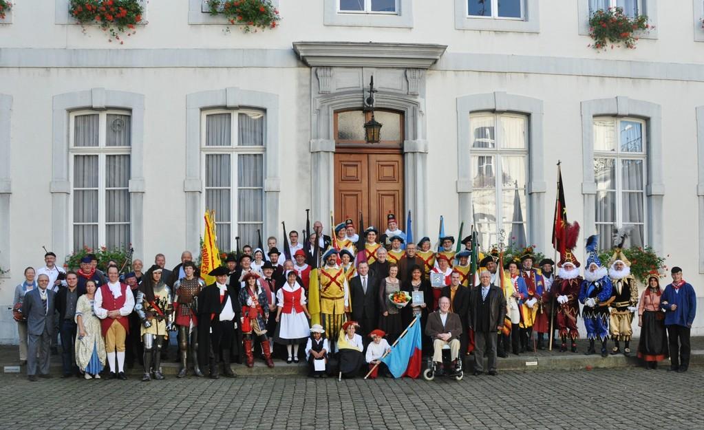 Photos de toutes les délégations