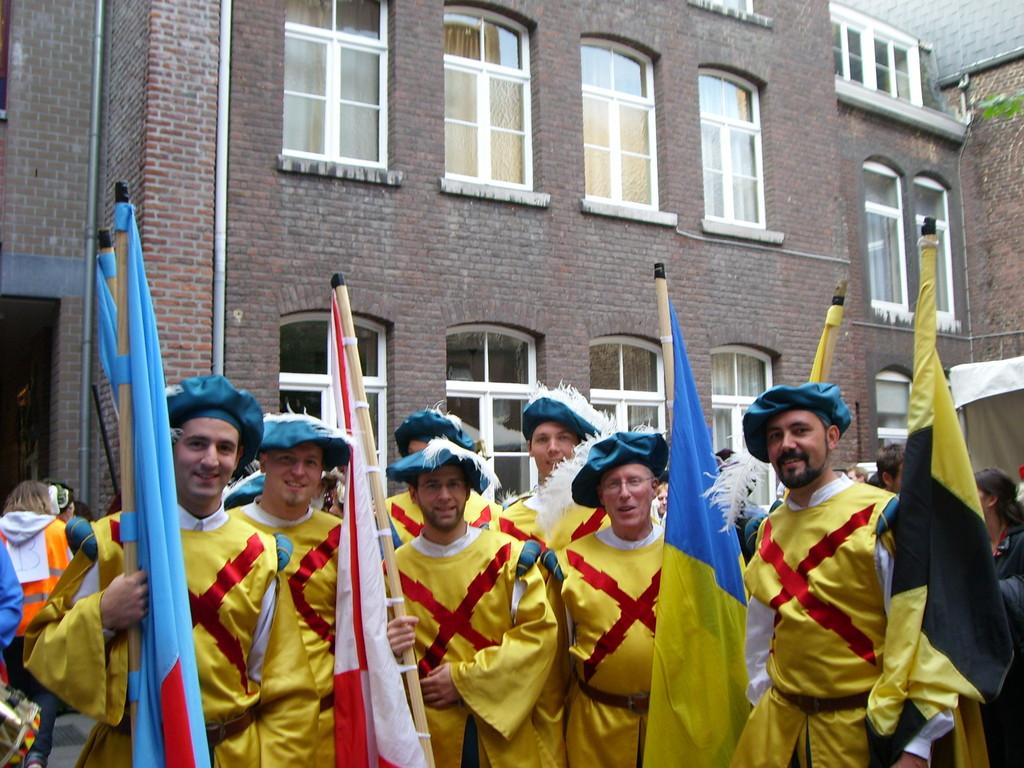Liège anniversaire Chanchet 2008