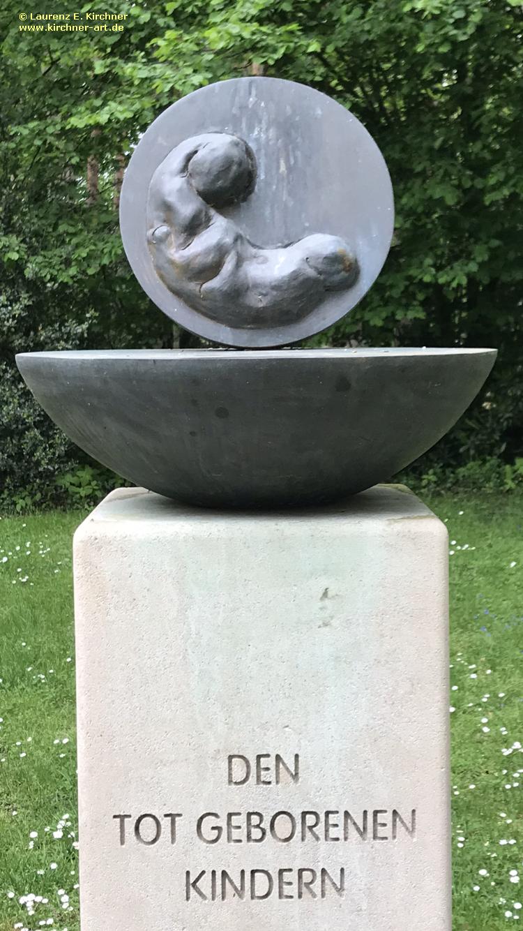 20 Jahre ,Denkmal für totgeborene Kinder' Lauheide