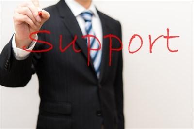 スタッフの親身・丁寧なサポートが強み