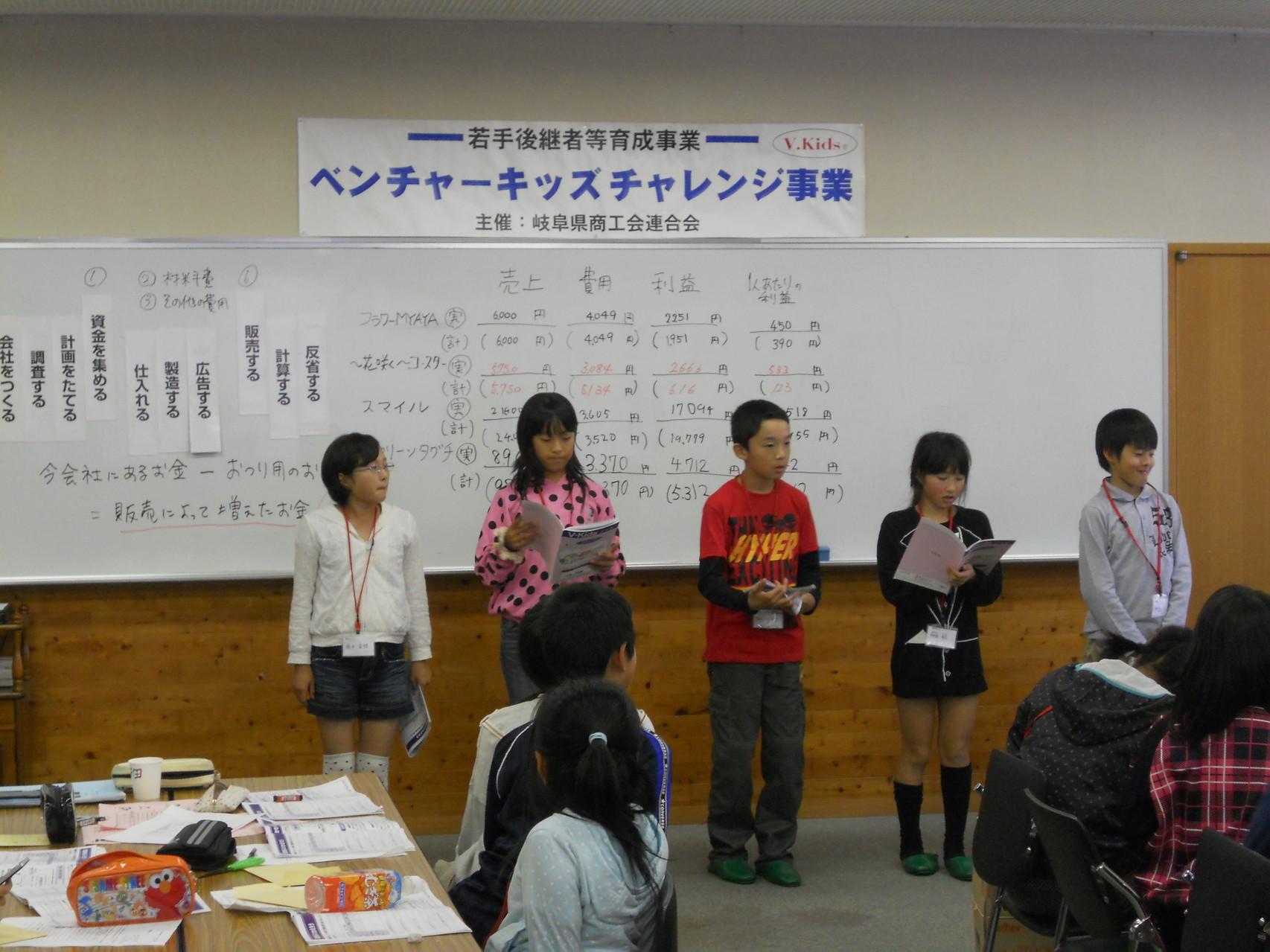 各グループより決算報告を行いました。