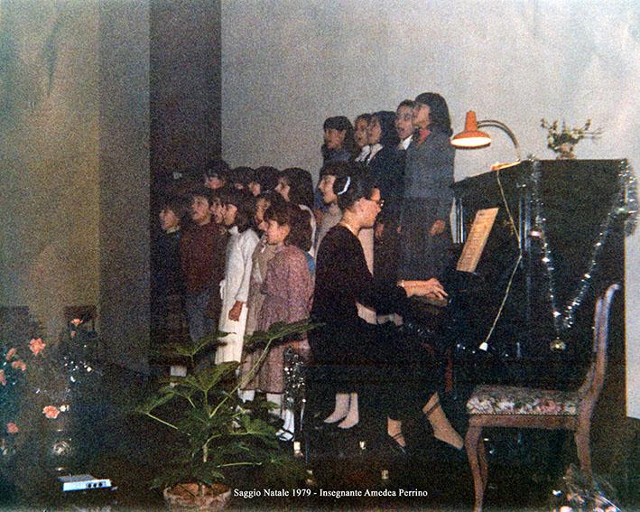 Scuola di Musica Suaviter -  Saggio Natale 1979