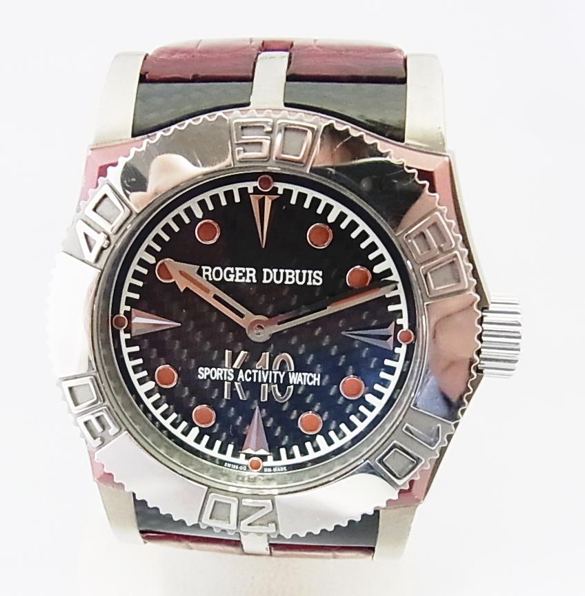 腕時計 ロジェデブイ 買取金額¥250,000.