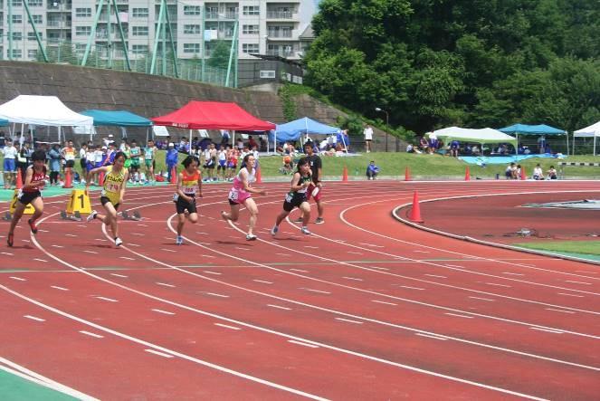 2年女子100m