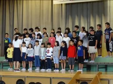 桜山小5年生